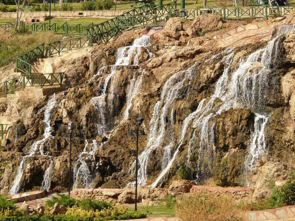 Турция: водопады Дюден, Куршунлу, Манавгат